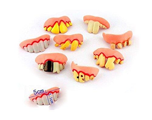 Fake Zähne