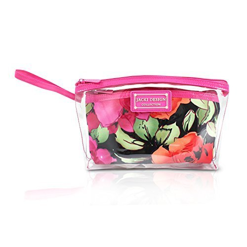 jacki-design-tropicana-floral-2-pc-clear-travel-cosmetic-bag-organizer-w-wristlet-by-jacki-design