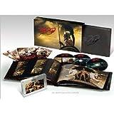 300 [DVD] [2007] [Region 2] [Israel Import] [PAL] 3 Disc Collectors Edition w/Book by Rodrigo Santoro