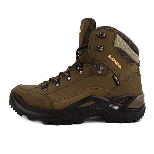 Lowa Renegade GTX Mid Ws Chaussures de montagne pour femme Sepia - Sepia