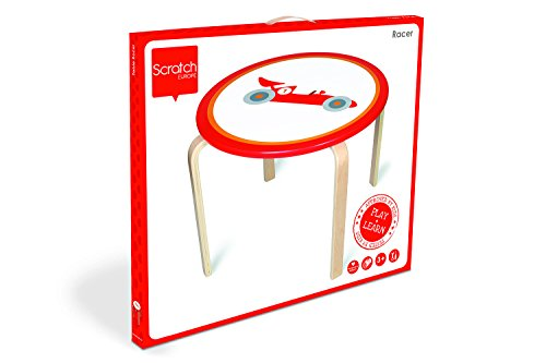 Scratch Racer Table Ronde 60 x 45,5 cm