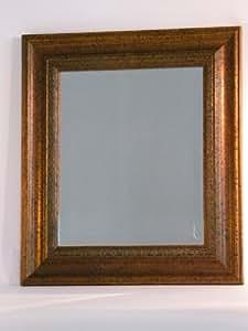 facettenspiegel barock holzrahmen bilderrahmen mit spiegel wandspiegel rustikal. Black Bedroom Furniture Sets. Home Design Ideas
