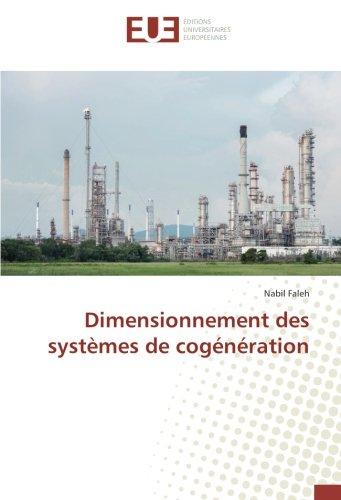 Dimensionnement des systèmes de cogénération