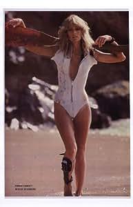 Farrah Fawcett Affiche du film Poster Movie Farrah Fawcett (11 x 17 In - 28cm x 44cm) Style F