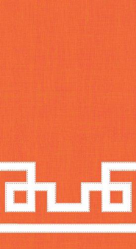 pari Gästetücher, Rive Gauche orange, 15Stück ()