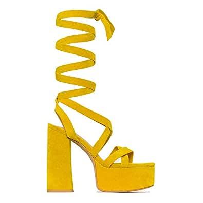Klaur Melbourne Women 5 Inch Heel Sandals