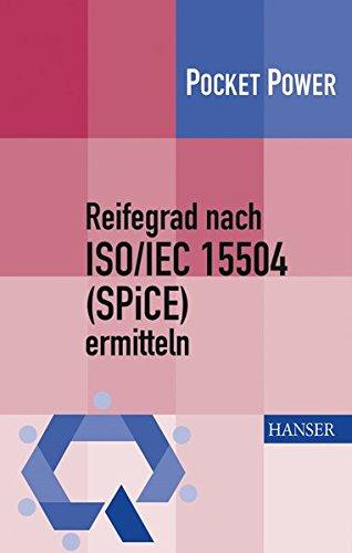 Reifegrad nach ISO/IEC 15504 (SPiCE) ermitteln (Pocket Power)