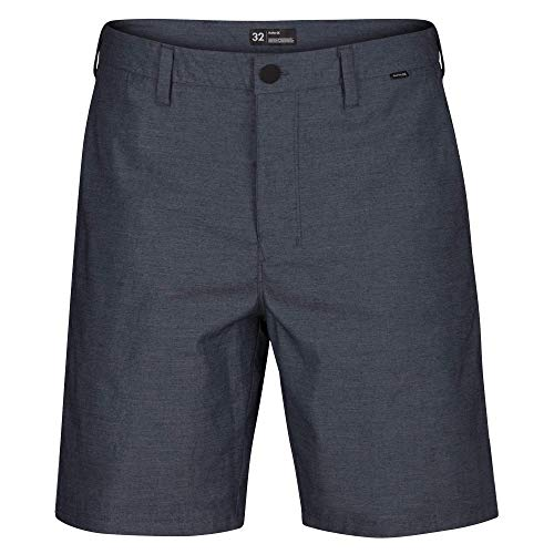 Hurley Herren Shorts M DRI-FIT Breathe 19', Obsidian, 36, AA8317