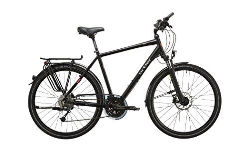 Ortler Wien XXL Herren schwarz Rahmengröße 70 cm 2018 Trekkingrad
