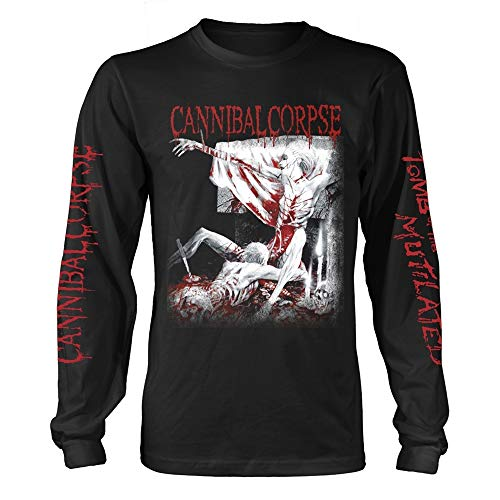 Cannibal Corpse Tomb of The Mutilated 2019 Longsleeve XXL (Cannibal Corpse-t-shirt)