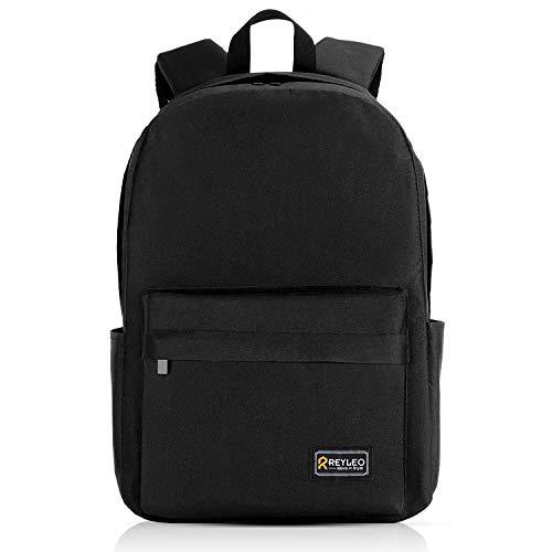 cd073862c7 Caratteristiche ed informazioni su reyleo, unisex zaino uomo zaino casual zaini  per lavoro e viaggio, borsa da scuola per laptop ...