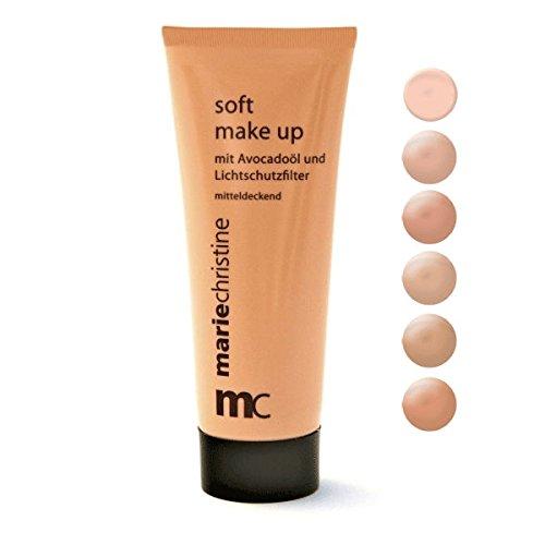 mc mariechristine Soft Make Up 30 ml Farbe 04 sun: leicht gebräunte Haut