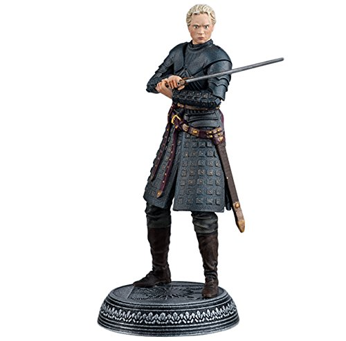 Statue des Harzes. Game of Thrones Collection Nº 9 Brienne of Tarth