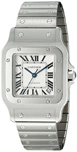 Cartier-Mens-W20098D6-Santos-de-Cartier-Galbe-XL-Stainless-Steel-Automatic-Watch