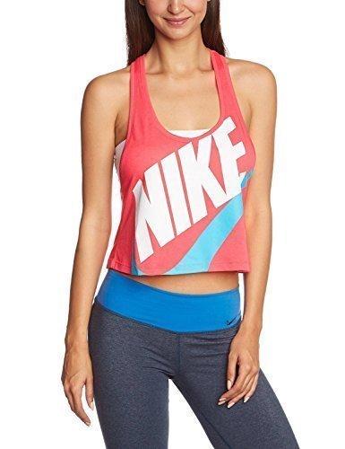 Nike t-shirt nSW signal débardeur pour femme Noir - Noir