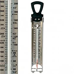 Sugar Thermometer, jam thermometer, cook's thermometer and toffee thermometer