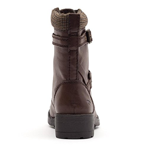 Rocket Dog Thunder , Boots femme Marron