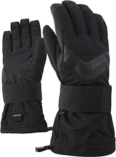 Ziener Erwachsene MILAN AS glove SB Snowboard-Handschuhe / Wintersport | wasserdicht, atmungsaktiv