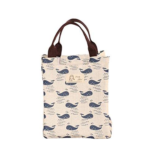 Morwind borsa frigo porta pranzo picnic pieghevole isoterma mantenere caldo o freddo pacchetto di isolamento portatile impermeabile canvas pranzo sacchetti pranzo con riso