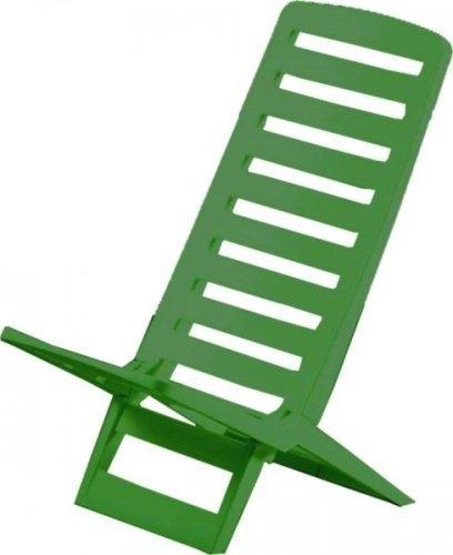 Spiaggina plastica bounty verde
