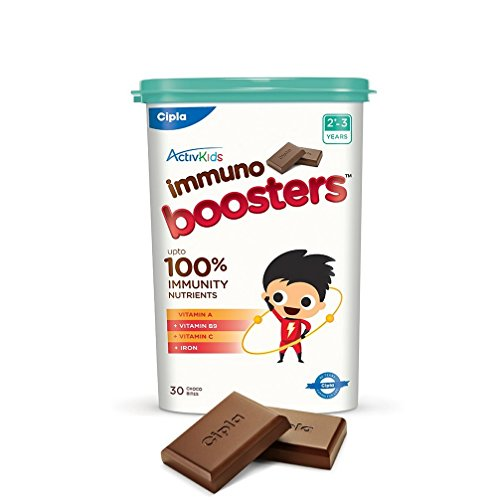 Activkids Immuno Boosters for 2-3 Years – 360g (30 Count)