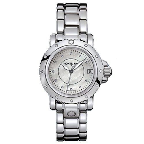 Montblanc orologio al quarzo sport Lady 102362