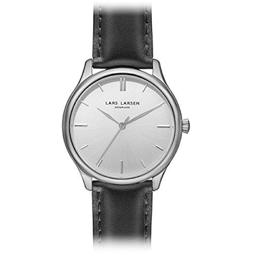 Lars Larsen 127SBBLL Ladies Silver Watch