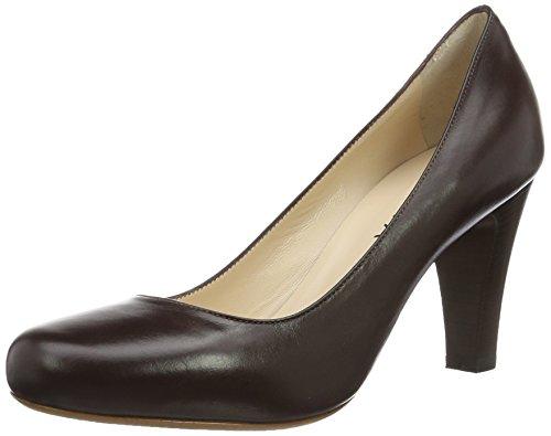 Evita Shoes - Maria, Scarpe col tacco Donna Braun (dunkelbraun 22)
