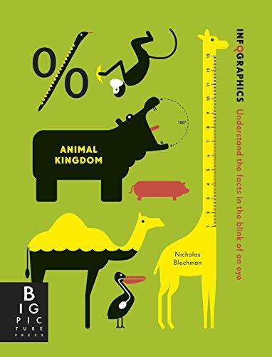 Infographics: Animal Kingdom (Big Picture Press)