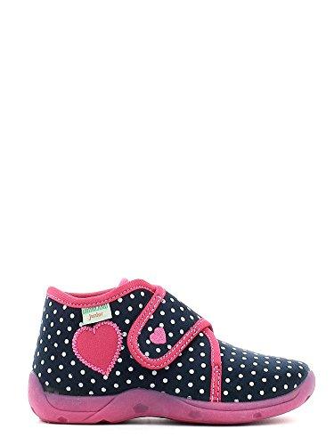 Grunland junior PA0193 Pantofola Bambino Blu 20