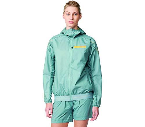 adidas Herren Terrex Agravic Hybrid Soft Shell Jacke, Grau, 38 Terrex Hybrid
