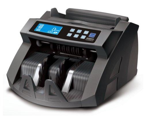 BisBro Technology Geldzählmaschine BB-2150C UV/MG mit LCD-Display