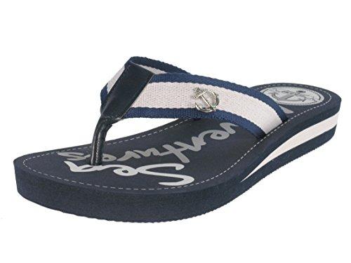 Beppi Damen Casual Shoe Lauflernschuhe Blau