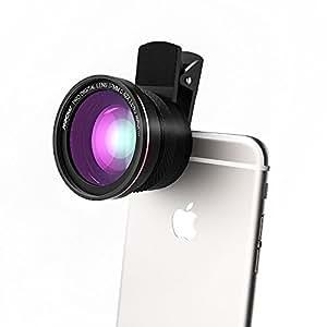 37mm de diam tre objectif fisheye smartphone pour cam ra et smartphone professionnel mpow. Black Bedroom Furniture Sets. Home Design Ideas