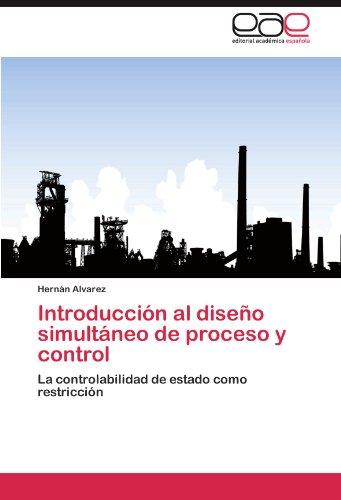 Introducción al diseño simultáneo de proceso y control