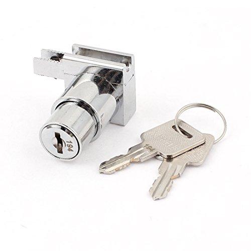Aexit Schaufenster Vitrine Glastürschloss ersetzen mit 2 Schlüsseln (098b207a8f445f49d7e511ebfcb6118f)