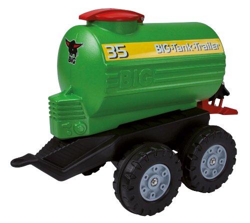 Imagen principal de BIG 800056671 - Tanque de remolque en color verde [Importado de Alemania]