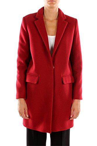 Cappotti Pinko Donna Lana Rosso 1B118U5599R40 Rosso 44