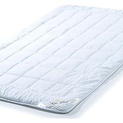 aqua-textil Ganzjahres Soft Touch Stepp-Bettdecke, 135 x 200 cm