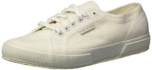 Preisvergleich Produktbild Superga Women's 2750 Cotu Classic Sneaker,  White / White,  36 M EU (6 US)