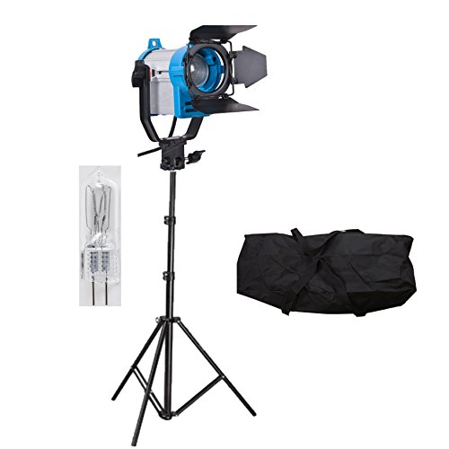 150W Fresnel Tungsten Video Dauerlicht ALS Arri Pro Video-Spot-Licht EIN Satz Arri Dimmer