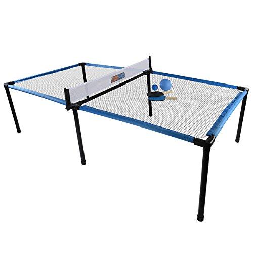 Table Tennis Air Volleyball Indoor Outdoor Portable Spider Ball Garden Game