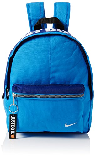 Nike Young Athletes Classic-Zaino sportivo da bambino, Taglia unica, bambino, Young Athletes Classic, Azul (Lt Photo Blue / Deep Royal Blue / White), Taglia unica