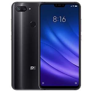 "Xiaomi Mi 8 Lite 15,9 cm (6.26"") 6 GB 128 GB Doppia SIM 4G Nero 3350 mAh"