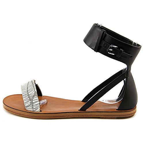 Derek Lam Pier Synthétique Sandales Gladiateur Soft White