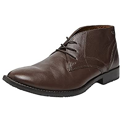 Red Tape Formal Shoes for Men RTS6582A 11