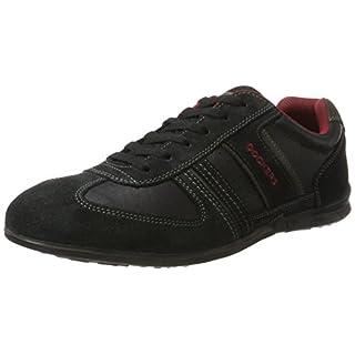 Dockers by Gerli Herren 34sa801-201 Sneaker, (Schwarz/Grau), 42 EU