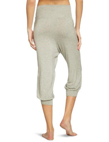 Skiny - Bas de Pyjama - Manches 3/4 Femme Gris (Grey Melange 3007)