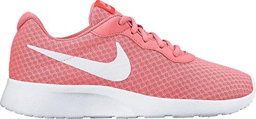 Nike Damen Tanjun Laufschuhe, Rosa (Rosa/(Lava Glow/White/Total Crimson) 000), 38 EU