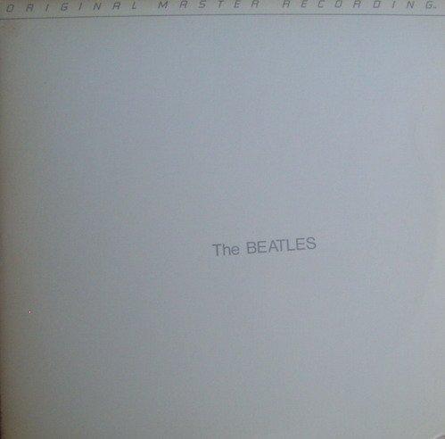 The Beatles - White Album (Original Master Recording, Half-Speed Mastering) [Vinyl LP] [Schallplatte] (Vinyl-schallplatten Original)